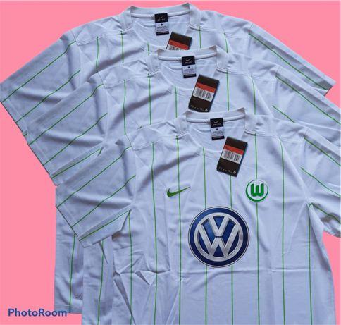 ZESTAW 3 w cenie2! Nowe koszulki piłkarskie Nike i spodenki = komplet