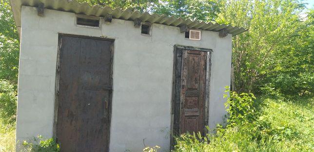 Дачный домик...9