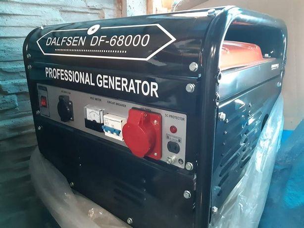 Agregat prądotwórczy DALFSEN DF-68000