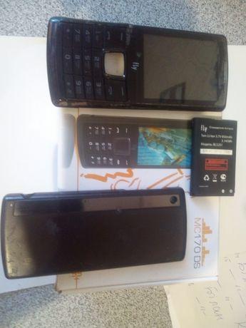 телефон Fly MC170