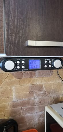 Radio Hyker do kuchni
