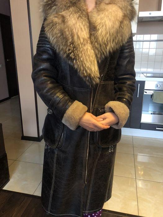 Дубленка женская ( кожа, цигейка ) Киев - изображение 1
