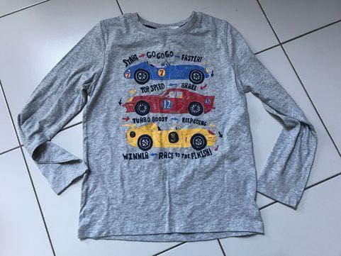 Nowa bluzka chłopięca H&M, r. 122/128, 6-8 lat