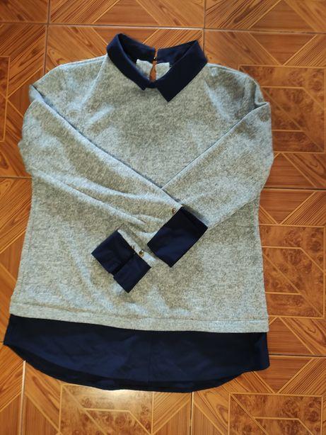 Лёгкий свитер (кофта)