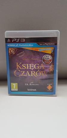 Move Księga Czarów PL na PS3