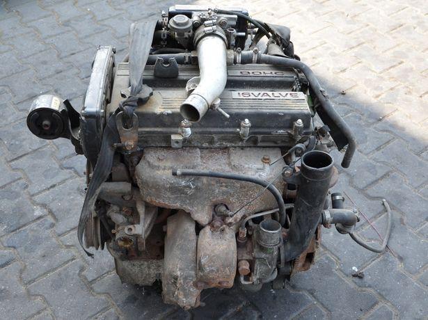 Silnik MAZDA 323 GTX 1.6 16V DOHC TURBO B6
