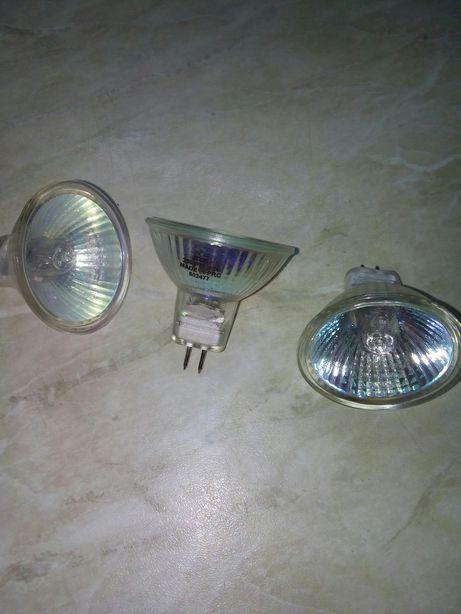 Лампа в точечный фонарь