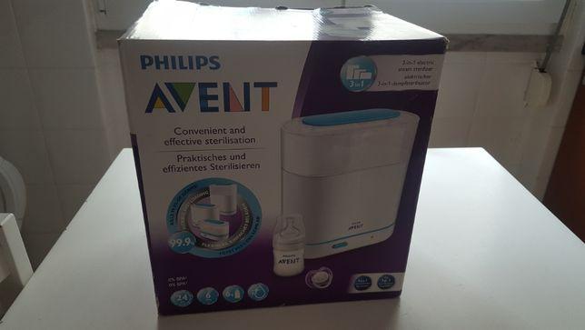 Philips Avent Esterilizador Eléctrico a Vapor 3 em 1