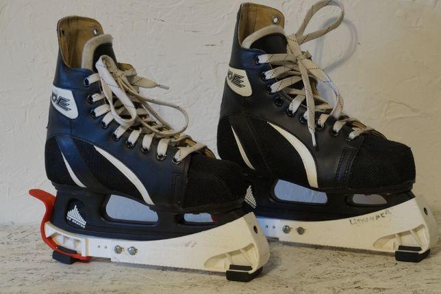 Łyżwy Hokejowe Balder 38