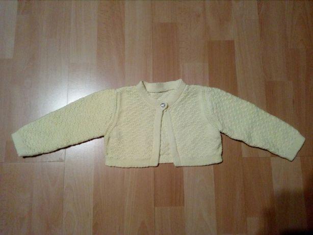 Sweterek / bolerko 80