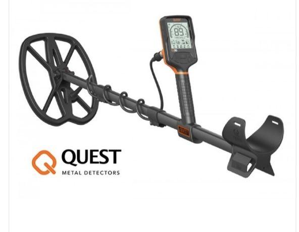 Detetor de metais Quest 30