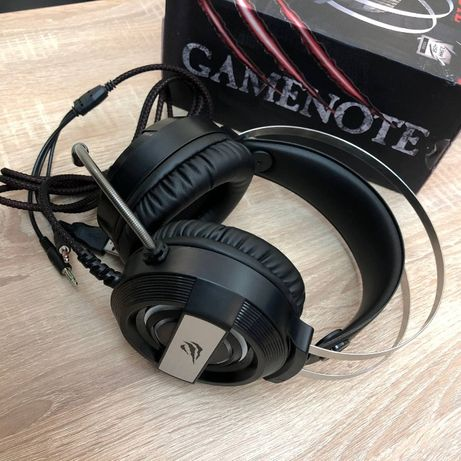 Игровые наушники HAVIT HV-H2026D с микрофоном черные