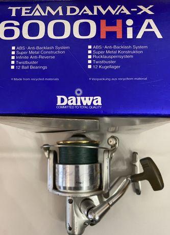 DAIWA TEAM DAIWA 6000 HiA made in japan  com 12 rolamentos