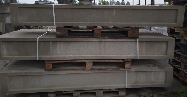 Podmurówka betonowa wys. 30 cm