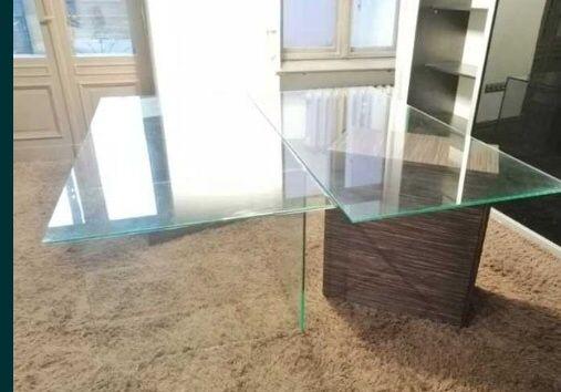Biurko szklane /