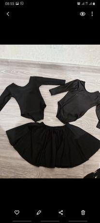 Купальник юбка для танцев