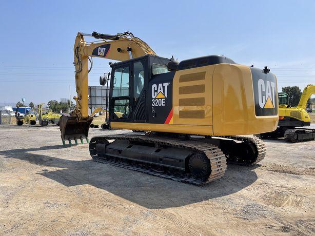 Escavadora CAT 320E - 2015