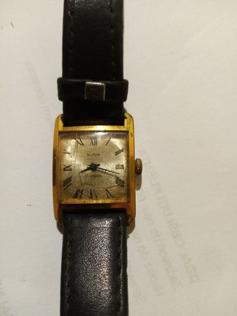 Stary zegarek na rękę SLAVA