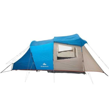 Большая семейная палатка Arpenaz 5.2 на 5 человек. Отличное состояние