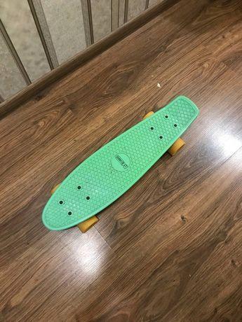 Детский скейт пениборд Reaction