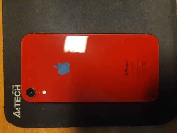 Iphone XR 256gb product red