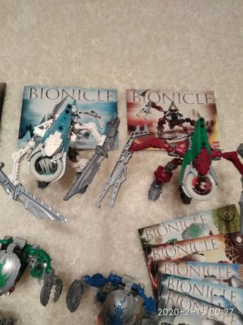 Lego Bionicle оригинал