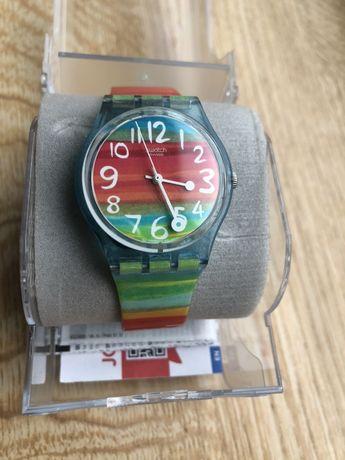 Swatch gs124 gent zegarek color the sky damski dziecięcy