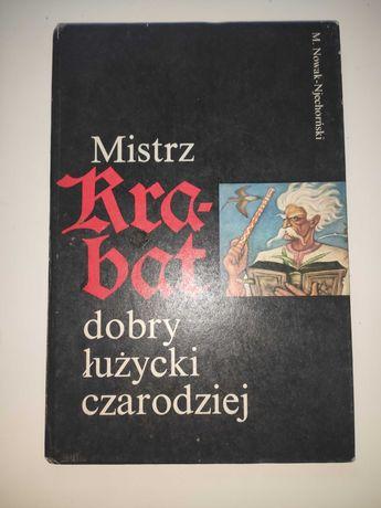 Mistrz Krabat dobry łużycki czarodziej Njechorński