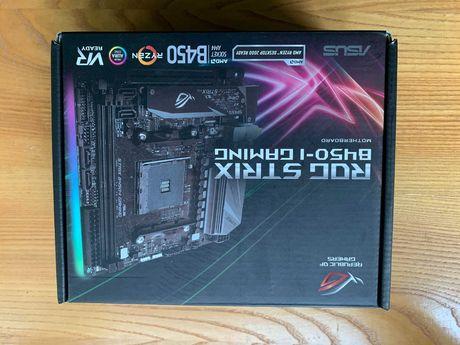 Asus STRIX B450-I Gaming AMD AM4 socket mini-ITX