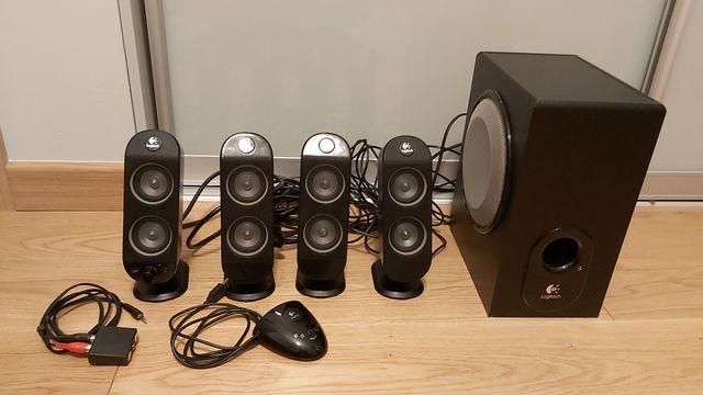 Głośniki do komputera Logitech X-530