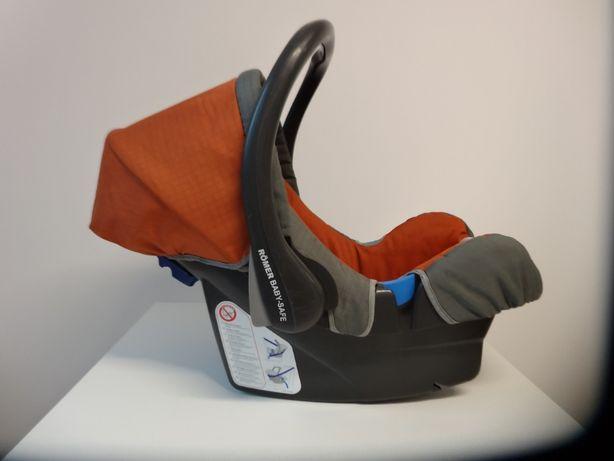 Fotelik samochodowy nosidełko Britax Romer Baby-Safe (0-13 kg)