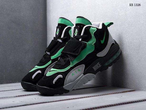 Мужские ,демисезонные кросовки, замшевые Speed Turf Nike Air Max