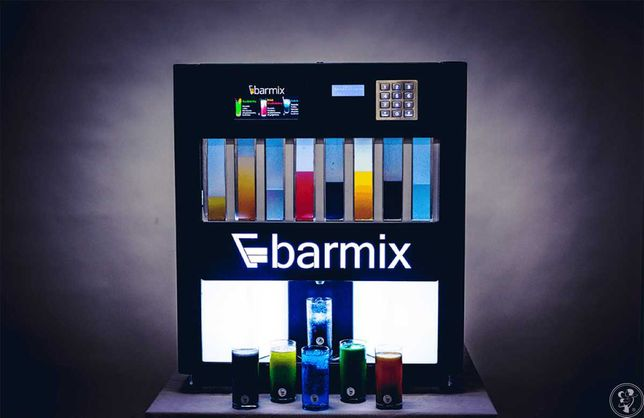 Barmix - Automatyczny Barman