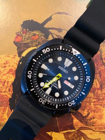 Seiko prospex thurtle limited sbdy041