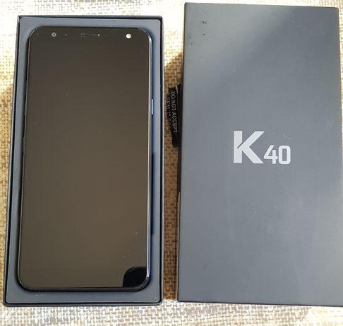 LG K40 blue