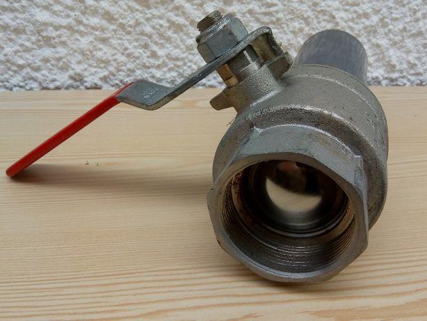 Válvula de Esfera Alavanca 60mm