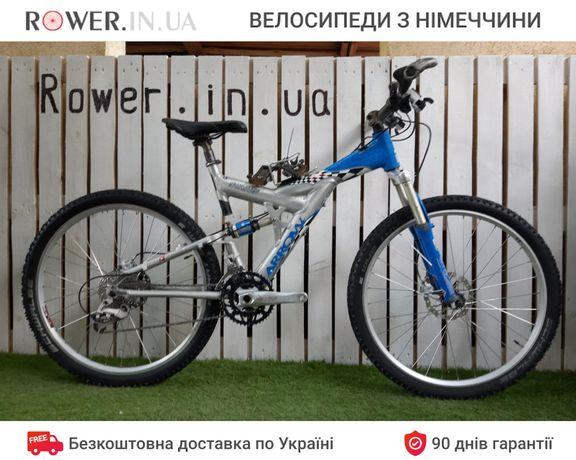 Велосипед двохпідвіс бу Arrow Sirius 26 M28 / Велосипеды двухподвес