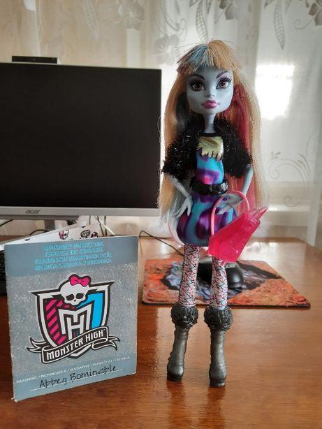 Кукла Монстер Хай Эбби оригинал 850 р.