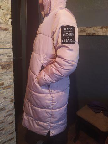 Зимнее пальто куртка парка