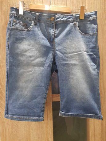 Spodenki damskie jeansowe rozm 40