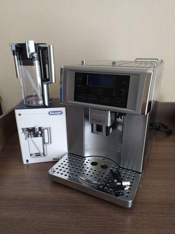 кавоварка кофемашина delonghi primadonna avant 6700