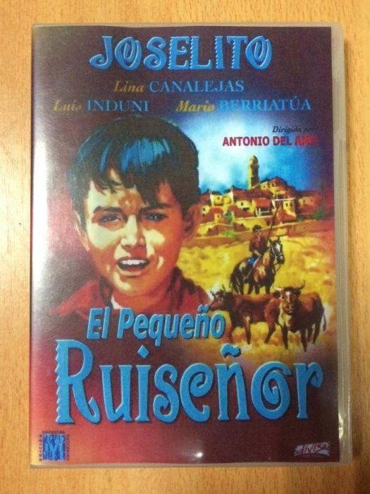DVD - Joselito (original title) El Pequeño Ruiseñor Paranhos - imagem 1