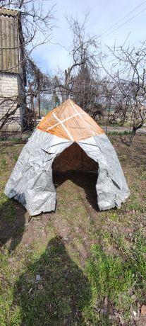 Палатка зимняя рыбацкая