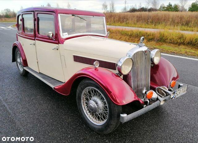 Rover  Rover 12, P2 1936 Rok, Sprawny, Oryginał