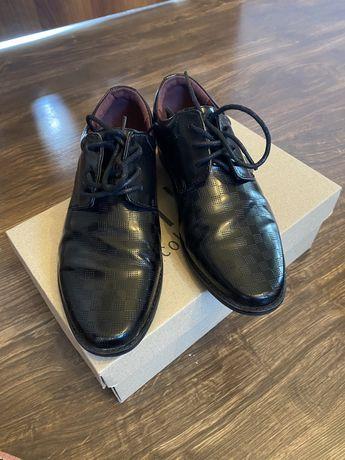buty chłopięce eleganckie rozm 33