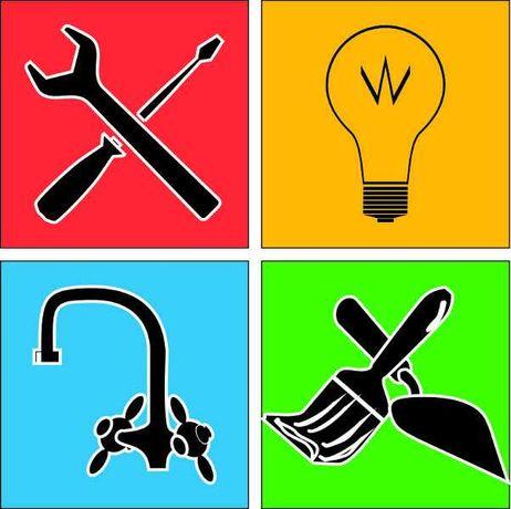 Отделочные и строительные ремонтные работы
