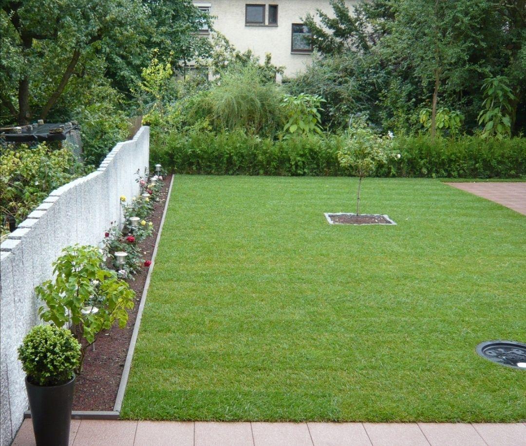 Budowa trawników z rolki oraz siewu, zakładanie ogrodów