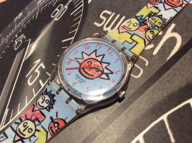 Relogios Swatch coleção