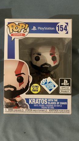 Funko pop God of War Kratos 154