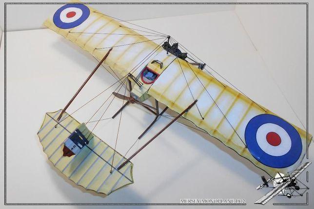 Самолет. Модель аэроплана